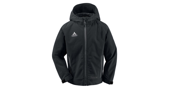Vaude Kids Adder Softshell black